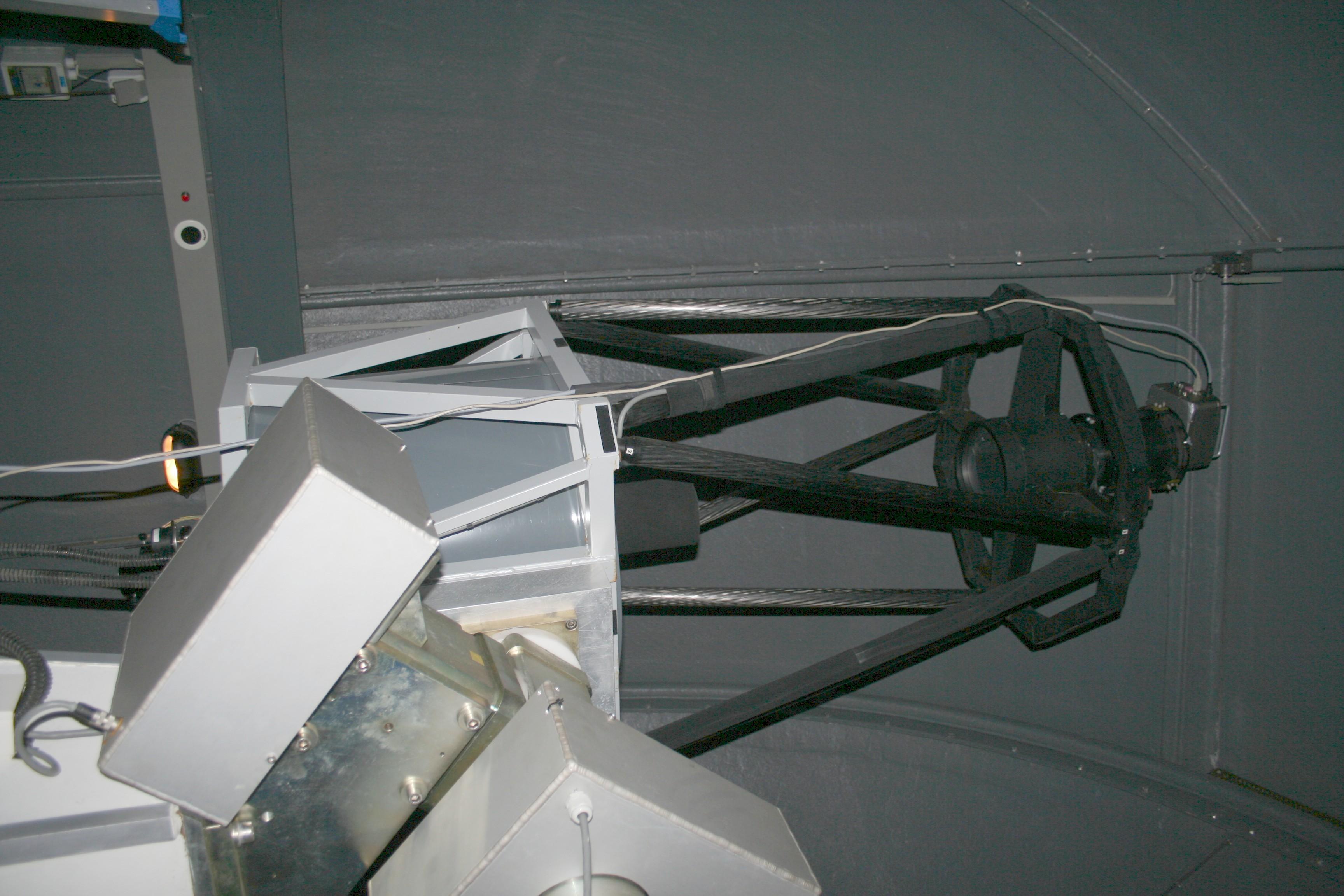 Quite Large Teleskope (QLT)