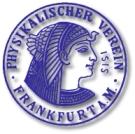Logo des Physikalischen Vereins mit der Göttin Isis