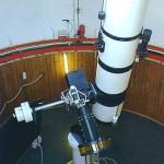 0,45m Teleskop genannt Mühleis