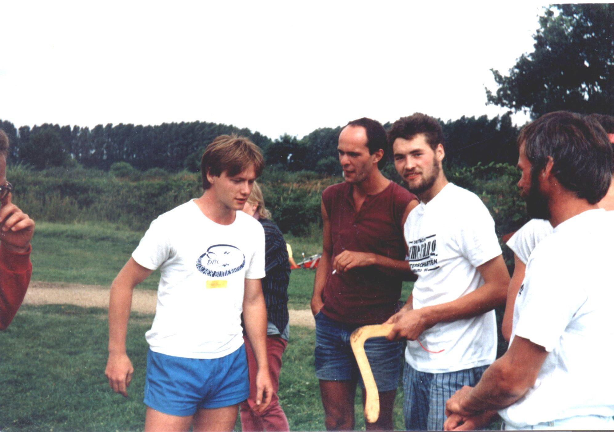 Michael Siems, Uli Konzelmann und Erwin Schwab (vlnr)